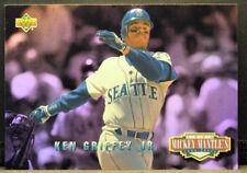 1994 Upper Deck Mickey Mantle's Long Shots MM10 KEN GRIFFEY JR. Seattle Mariners