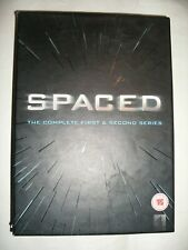 Spaced: Complete Series 1 and 2 - Box Set DVD
