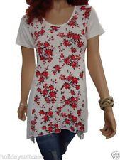 Holiday Short Sleeve Singlepack Tops & Shirts for Women