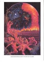 KEITH G. STILLWAGON Earth Aid Society Broadside card TO LIVE IN LASTING PEACE