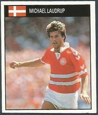 ORBIS 1990 WORLD CUP COLLECTION-#196-DENMARK-MICHAEL LAUDRUP