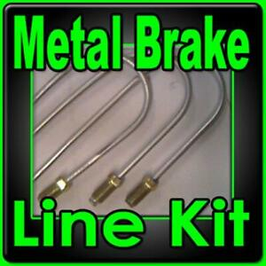 Brake line kit for Chrysler 1930-1931-1932-1933-1934-1938 replace corroded lines