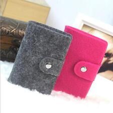 Women's Cute Pouch Id Credit Card Wallet Holder Organizer Case Box Pocket WG
