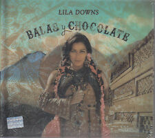 CD - Lila Downs NEW Balas Y Chocolate 13 Tracks FAST SHIPPING !