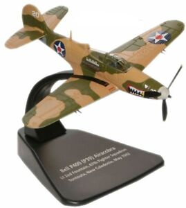 Bell P400 (P39) Airacobra Aircraft - 1:72 scale AC033