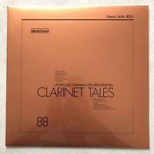 LP Selected Sound 88 - Clarinet Tales - John Lou