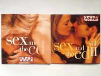 Sex And The Cd - Vol 1 & 2 - 2 CDs