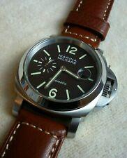 Armbanduhr - Militäruhr Edelstahl Automatik - Ø44mm