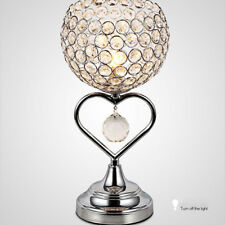 NEW Crystal Table Lamp Bedroom/Bedside Lamp Desk light Lamp Fixtures 2073HC
