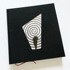 The Art of Tim Burton Standard Edition Hardcover Book 2009 LACMA