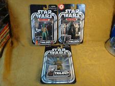 Star Wars Original Trilogy Collection Lot Of 3 - Greedo, Darth Vader & Gamorrean