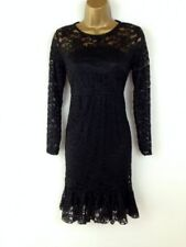 Knee Length Polyester/Elastane Pencil Dress Dresses for Women