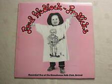 FRED WEDLOCK FROLLICKS 1973  UK NM LP