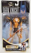 "Kenner 1996 Batman Legends of the Dark Knight 8"" Twister Strike Scarecrow figure"