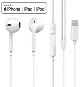 Iphone Kopfhörer Earpods Lightning für Apple Iphone 6 7 8 X XR XS 11 SE NEU