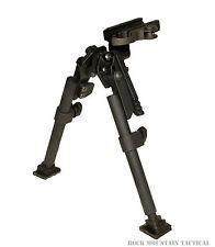 GG&G GGG-1407 Quick Detach XDS Swivel Bipod, 9.25 inch Max Height - NEW GGG1407