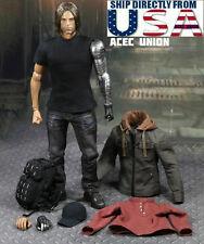 1/6 The Winter Soldier Bucky Premium Figure Set For Captain America USA SELLER