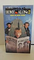 Home Alone 2: Lost in New York (VHS, 1993) Macaulay Culkin VHS2-5