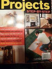 Best Of Fine Homebuilding PROJECTS Step By Step Tile Floor Winter 2015 BRAND NEW