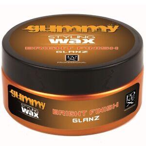 FONEX GUMMY BRIGHT FINISH HAIR GEL WAX EXTRA SHINING,SWEET MELON 150ml