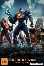 Pacific Rim Blu-ray CTC Rated DVD Movies