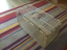 Pet Cage Strong Metal Travel Crate Training Carrier Dog Cat Puppy Vet