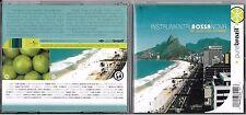 CD 20T INSTRUMENTAL BOSSA NOVA PURE BRAZIL 20 LOUNGE BRAZILIAN TRACKS 2003