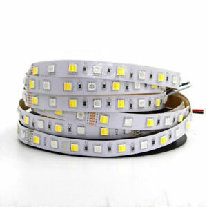 SMD LED Stripe RGB RGB+CCT RGBW Leiste Streifen 5050 Band Lichterkette Strip 24V