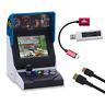 NEOGEO Mini Console + HDMI Cable + Magic Controller Converter (Incl. 40 games)