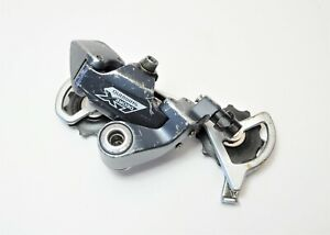 SHIMANO DEORE LX BICYCLE SIS 9 SPEED SGS LONG CAGE REAR DERAILLEUR RD-M570