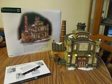 "2003 Department 56 Dickens Village "" Williams Gas Works "" 56.58709"