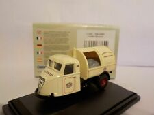 London Dustcart - Cream. 1/76 Oxford Diecast 76RAB002