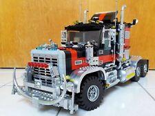 Truck Model Team Lego Complete Sets Packs For Sale Ebay
