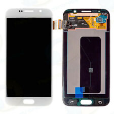 WHITE Samsung Galaxy S6 G920R4 G920W8 Display LCD Screen Touch Screen Digitizer