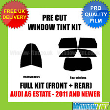 AUDI A6 ESTATE 2011+ FULL PRE CUT WINDOW TINT KIT