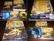 Aztec the Curse in the city of Gold   Original BIG BOX