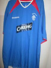 Rangers Football domicile 2005-2006 chemise taille XXL / 21088