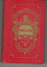 PRINCE OU CLERC (MARIE THERESE LATZARUS) BIBLIOTHEQUE ROSE ILLUSTREE 1925