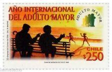 Chile 1999 #1959 Año Mundial del Adulto Mayor MNH