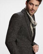 John Varvatos Collection Asymmetric One Button Jacket Size EU 52 USA 42