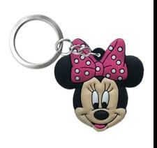 Disney Cute Minnie Mouse Keychain Mickey Mouse Clubhouse