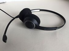 504404 Wired Sennheiser SC260 BINAURAL Telephone Headset & CAVA 31 Attachment