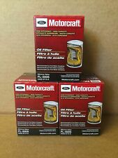Set of 3: Genuine Motorcraft Professional Engine Oil Filter FL-500S AA5Z-6714-A