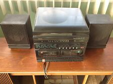TEAC STEREO HI-FI SYSTEM-JC-10 AM/FM / Record Player / 2-Audio Cassette CLASSIC!