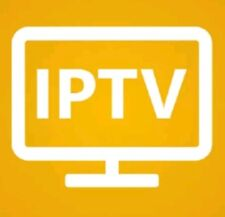 12 Month IPTV Subscription          SMART IPTV ,MAG BOX ,Z GEMMA , ANDROID APK