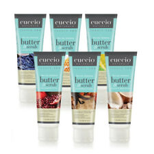 [HOT SALE] AUTHENTIC CUCCIO Naturale Spa Non-oily Hydrating Butter Scrub 4oz