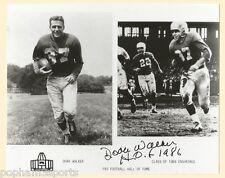 DOAK WALKER Signed/Autographed 8x10 HOF PHOTO Heisman, Detroit Lions w/JSA COA