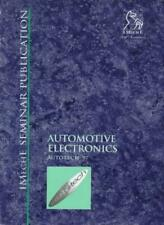 Automotive Electronics (Autotech '97) (IMechE Seminar Publication) by s) New+=