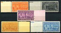 USAstamps Unused VF US Special Delivery Set Scott E15 - E19 OG MNH