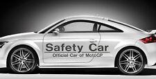 2x Safety Car Aufkleber Performance BMW M1 F20 F21 E81 E82 E87 E88 M Paket Folie